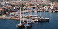 Marmaris harbor aerial view, Muğla Province, southwest Turkey, Mediterranean.jpg