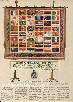 Samling af flag