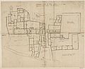 Martellange 1617 Avignon plan college 625.jpg