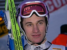 Martin Schmitt - the cool skier  with German roots in 2020
