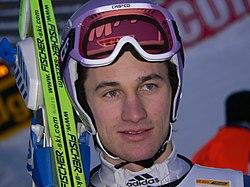Martin Schmitt i Holmenkollen 2005