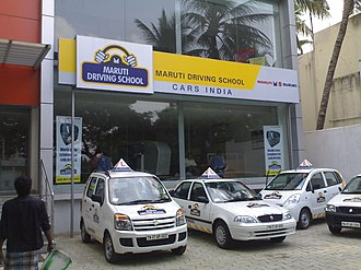 Maruti Suzuki - A Maruti Driving School in Chennai