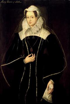 Maria durante la prigionia, 1575.