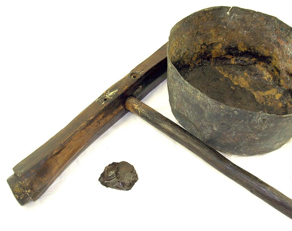 MaryRose-caulking tools2