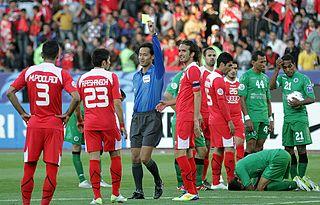 Masaaki Toma Japanese football referee