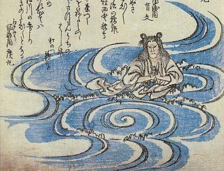 Japanese legendary creature