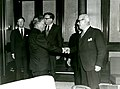 Masayoshi Ohira and Keith Holyoake 1 Keith Holyoake and Masayoshi Ohira 197210.jpg
