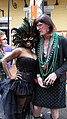 Maskers at New Orleans Mardi Gras 2013 01.jpg