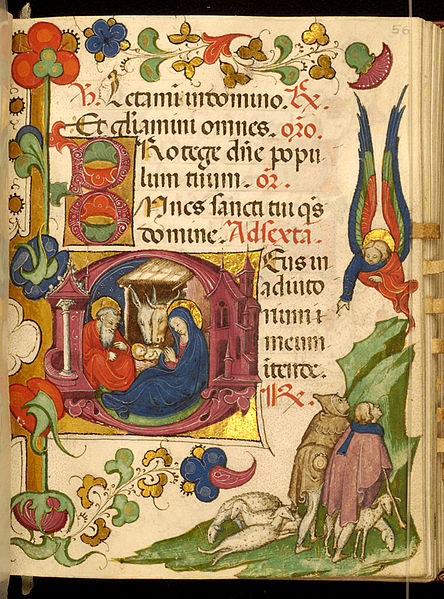 File:Master of Walters 323 - Leaf from Barbavara Book of Hours - Walters W32356R - Open Obverse.jpg