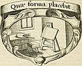 Mater amoris et doloris - quam Christus in cruce moriens omnibus ac singulis suis fidelibus in matrem legavit, ecce mater tua - nunc explicata per sacra emblemata, figuras scripturae quàm plurimas, (14766461293).jpg
