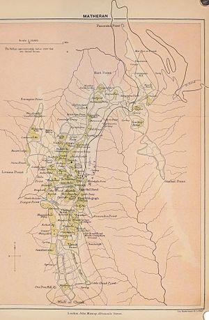 Matheran - Matheran in 1911