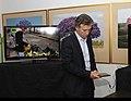 Mauricio Macri presentó aplicaciones tecnológicas para informacion del sistema de bicing (8208446629).jpg