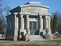 Mausoleum at Beech Grove Cemetery.jpg