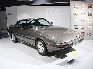 Mazda - Mazda RX-7 (first generation)