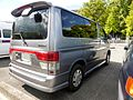Mazda Bongo FRIENDEE CITY RUNNER Navi Edition Nomal Roof (SG5W) rear.JPG
