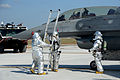 McEntire firefighters conduct aircrew extracton exercise 130410-Z-WT236-058.jpg