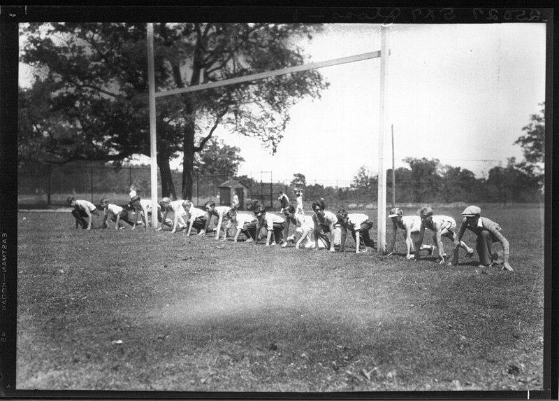 File:McGuffey School picnic race at Miami Field 1927 (3194657391).jpg