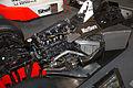McLaren MP4-4 bare chassis and Honda RA168E 2015 Honda Collection Hall.jpg