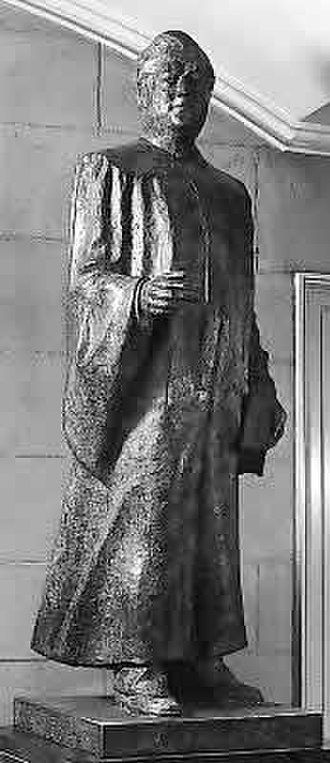 Pat McCarran - Statue in the National Statuary Hall Collection