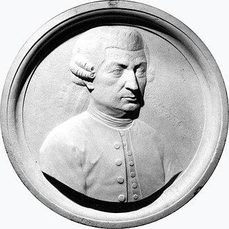Giovanni Arduino (geologist) - Image: Medal of Giovanni Arduini. Panteon Veneto; Istituto Veneto di Scienze, Lettere ed Arti