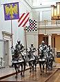 Medieval Knights in armor (10335547804).jpg