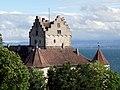 Meersburg - Burg Meersburg - Ansicht vom Himmelbergweg.jpg