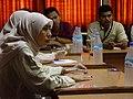 Meeting With Pusat Sains Negara And NCSM Officers - NCSM - Kolkata 2003-09-22 00325.JPG