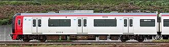 Meitetsu 1700 series - Image: Meitetsu 2300 series EMU 106