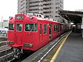 Meitetsu 6205 at Mikawa Takahama Station.jpg