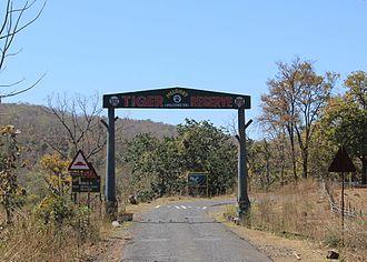 Melghat - Image: Melghat Tiger Reserve