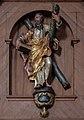 Memmelsdorf Kirche Figur St.Andreas 1132835.jpg