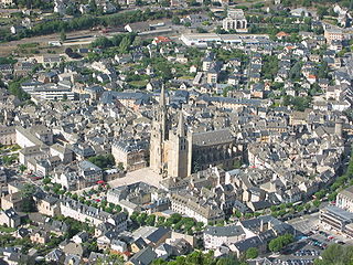 Mende, Lozère Prefecture and commune in Occitanie, France