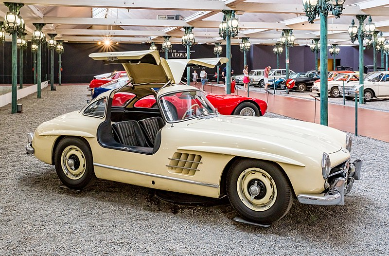 File:Mercedes-Benz Coupé Type 300 SL (1955) jm64494.jpg