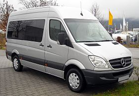 Image illustrative de l'article Mercedes-Benz Sprinter