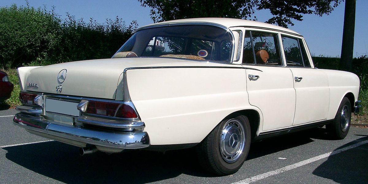 Mercedes Benz Coupe >> Mercedes-Benz W111 – Wikipedia
