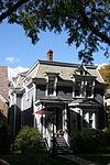 Merchant, John and Clara House 1