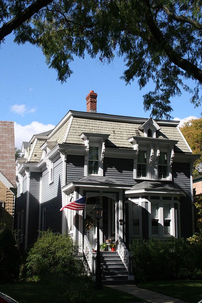File merchant john and clara house 1 jpg wikipedia for Clara house