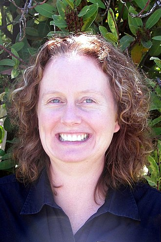 Meredith Mitchell - A picture depicted Meredith Mitchell an Australian Pasture Agronomist