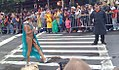 Mermaid Parade Zebra Crossing Cop.jpg