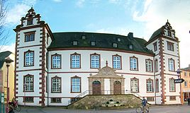 Town hall in Merzig