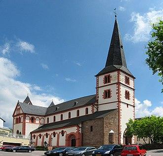 Merzig - Romanesque St. Peter's Church
