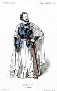 Gustave-Hippolyte Roger French opera singer