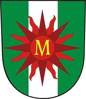 Meziboří - Image: Meziboří znak