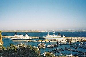 Gozo Channel Line - Mġarr Harbour