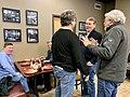 Michael Bennet at Bridge Cafe in 2020 01.jpg
