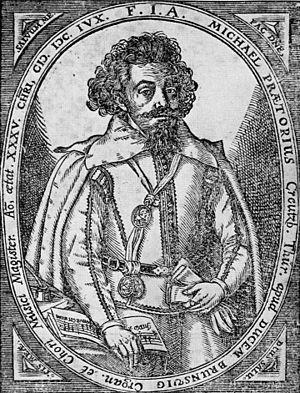 Michael Praetorius cover