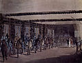 Microcosm of London Plate 086 - Horse Armoury, Tower.jpg