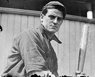 Mike Donlin American baseball player