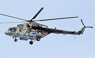 Mil Mi-17 - Russian Air Force Mi-8MTV-5