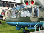 Mil Mi-24A Hind-B at Central Air Force Museum pic2.JPG